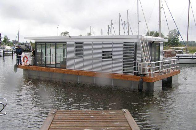 Luxe waterwoningen